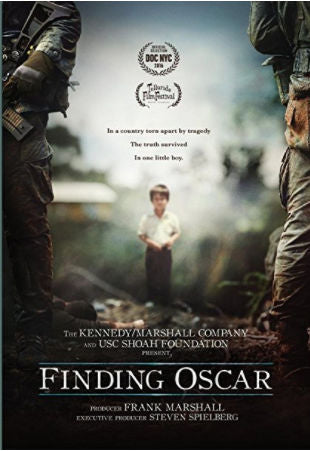 Finding Oscar DVD