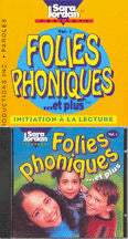 Folies Phoniques et Plus CD and Booklet