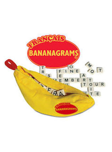 French Bananagrams