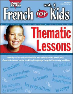 French for Kids Thematic Lessons