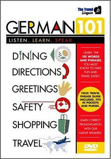 German 101 dvd