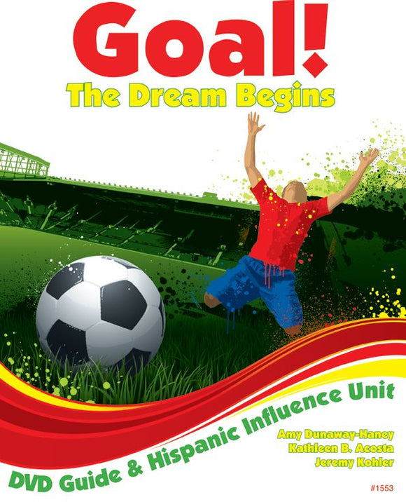 Goal - The Dream Begins DVD guide