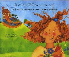 Goldilocks and the 3 Bears - Riccioli d'oro e i tre orsi