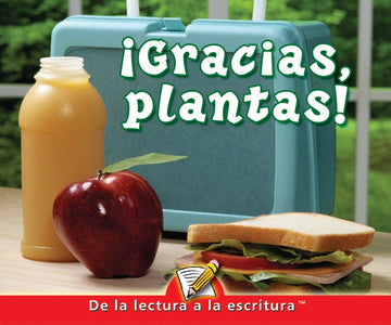 F Level Guided Reading - Gracias, Plantas