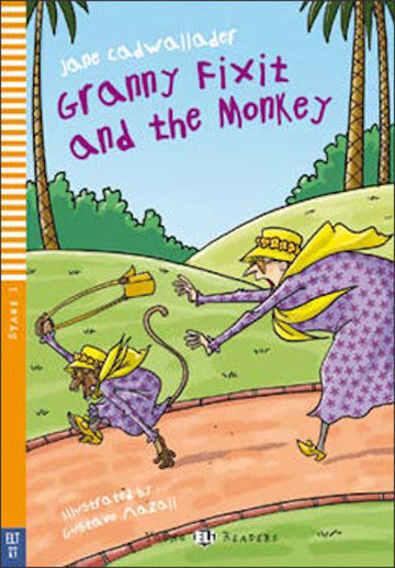 Level 1 - Granny Fixit and the Monkey