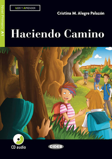 A1 - Haciendo Camino book and cd