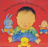 Head, Shoulders,Knees and Toes - Bilingual Farsi edition