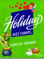 Holiday Jazz Chants Student Book