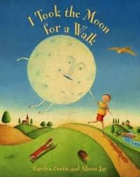 I took the moon for a walk - J'ai emmené la Lune se promener
