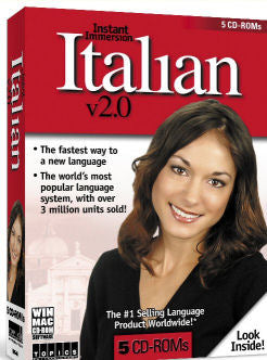 Instant Immersion Italian v.2.0 or v.3.0