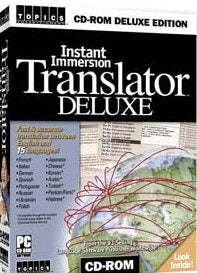 Instant Immersion Translation Deluxe
