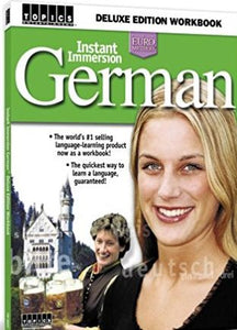 Instant Immersion German Workbook and cd