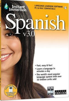 Instant Immersion Spanish v3.0