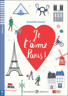 Level 2 - Je t'aime Paris!