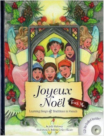Joyeux Noël Book and CD