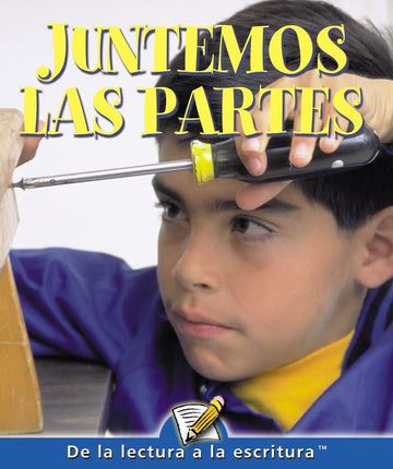 I Level Guided Reading - Juntemos las Partes