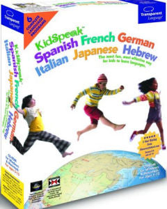 Kidspeak Multilingual 6-in-1