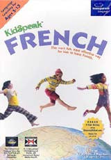Kidspeak French CD-ROM