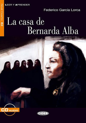 B2 - Casa de Bernarda Alba, La book and cd