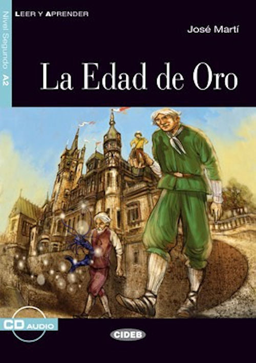 La Edad de Oro book and cd