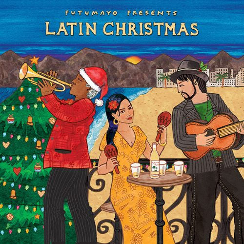 Latin Christmas CD
