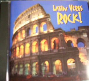 Latin Verbs Rock! CD
