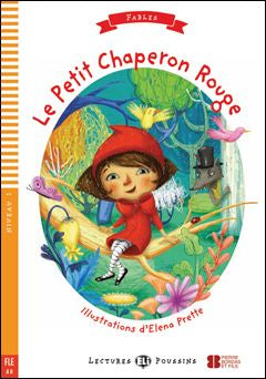 Le Petit Chaperon rouge book  and cd-rom