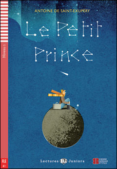 Le Petit Prince book and cd