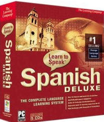 Learn to Speak Spanish Deluxe v. 9.5