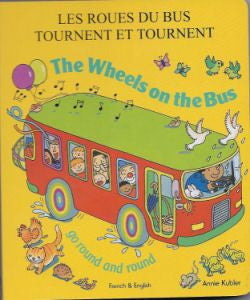 The Wheels on the Bus - Les roues du bus