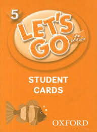Let's Go - Level 5 - Student Cards