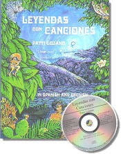 Leyendas con Canciones CD and book