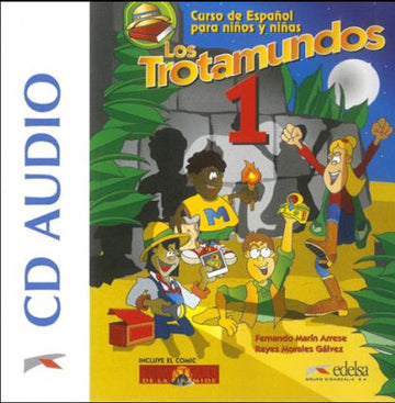 Trotamundos, Los - Nivel 1 cd