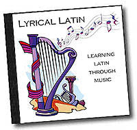 Lyrical Latin CD