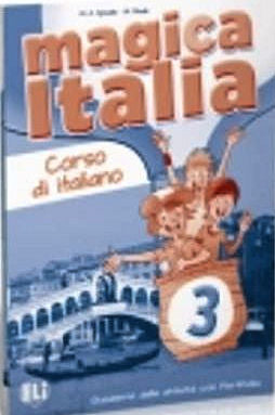 Magica Italia 3 - Quaderno operativo + Audio-CD