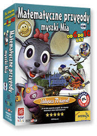Mia's Math Adventure - Polish Version