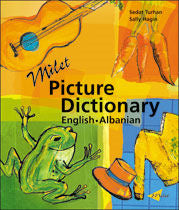 Milet Picture Dictionary - English-Albanian