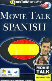 Movie Talk Spanish - DVD-ROM