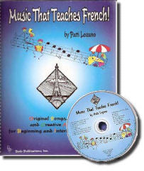 Music that Teaches French - CD and Manual