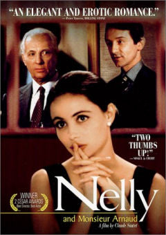 Nelly and Monsieur Arnaud DVD