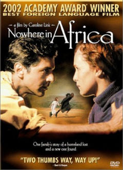 Nowhere in Africa DVD