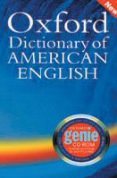 Oxford Dictionary of American English with Genie CD-ROM