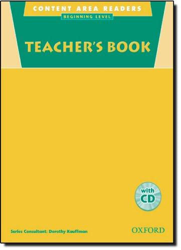 Oxford Content Area Readers' Teacher Book and CD