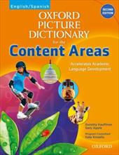 Oxford Picture Dictionary Content Areas Spanish Edition