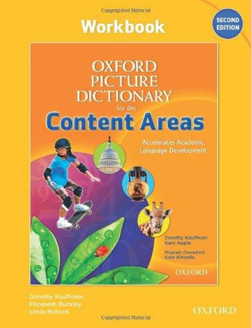 Oxford Picture Dictionary for the Content Areas Workbook