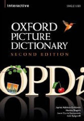 Oxford Picture Dictionary CD-ROM