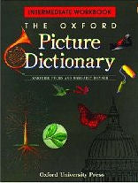 Oxford Picture Dictionary - Intermediate Workbook