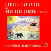 José Luis Orozco Vol. 2 CD