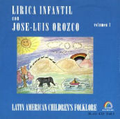 José Luis Orozco Vol. 1 CD