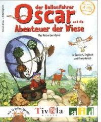 Oscar the Balloonist Dives into the Countryside